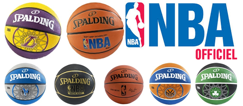ballon de basket NBA taille 7