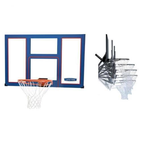 skyboard panier de basket mural réglable