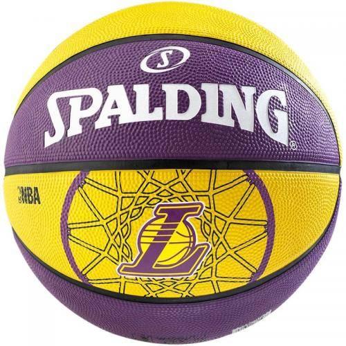 Ballon de Basket NBA Los Angeles Lakers