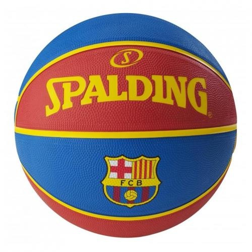 Ballon de Basket Spalding Taille 7 Euroleague FC Barcelone