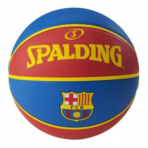 Ballon de Basket Spalding Taille 7 Euroleague FC Barcelone