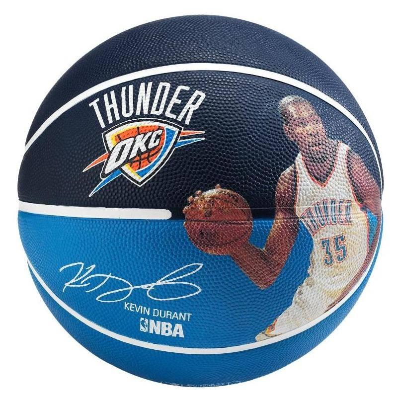ballon de basket kevin durant nba ballon playerball. Black Bedroom Furniture Sets. Home Design Ideas