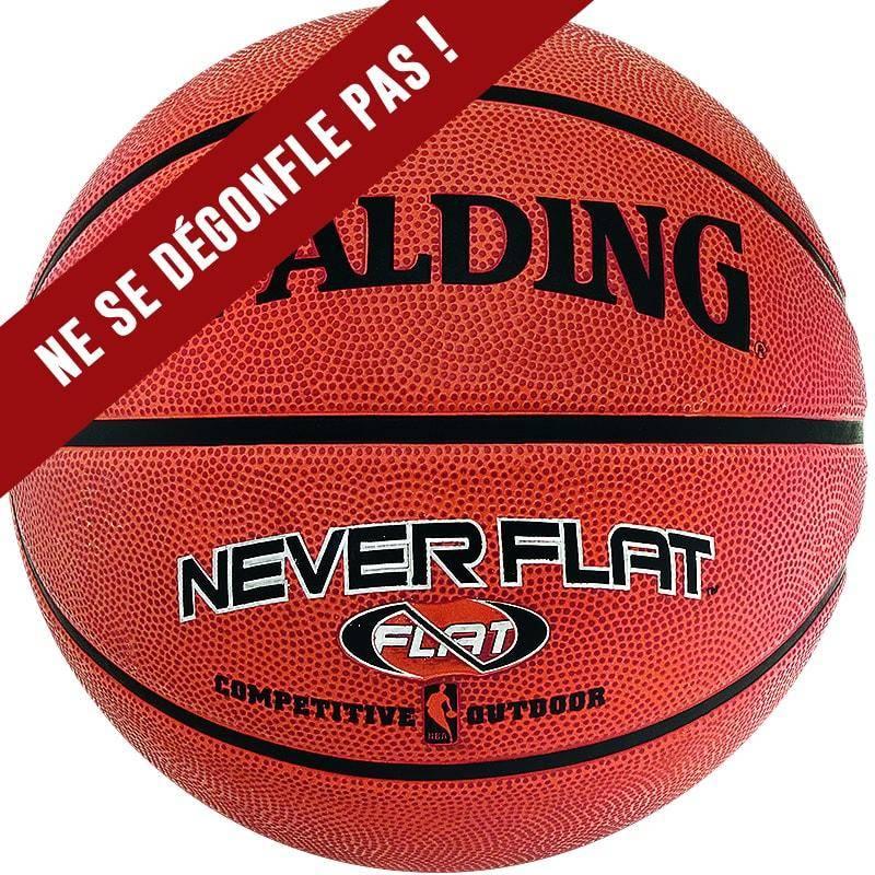 Highliving /® Ballon de basket-ball en caoutchouc antid/érapant Taille 7 pour entrainement en int/érieur et en ext/érieur