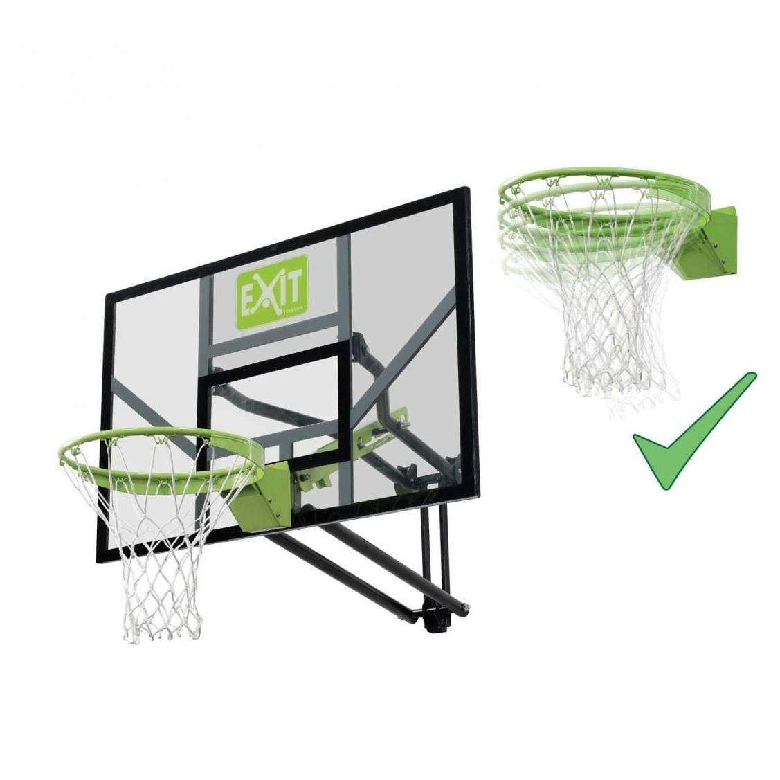 Ballon De Basket Galaxy Dunk Mural Réglable Exit Toys